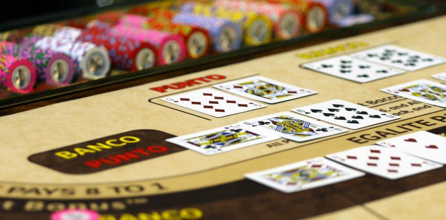 バカラに似たカジノゲームの遊び方〜CUP相手から本場のディーラー相手まで